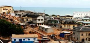 Goodbye Accra, hello Cape Coast